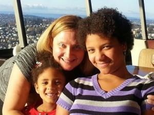 ahmie and family