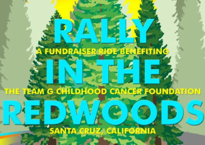 Rally in The Redwoods 2016