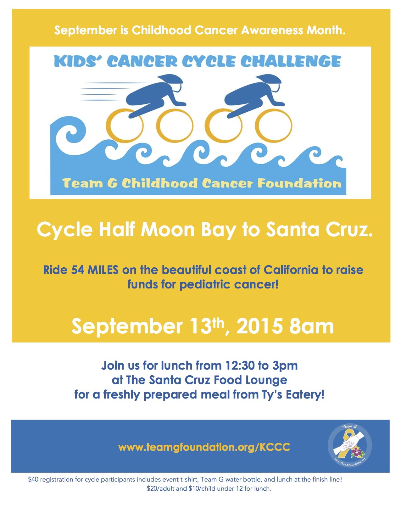 Kids' Cancer Cycle Challenge