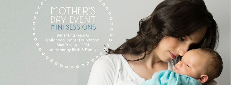 Mother's Day Mini Session-May 7th